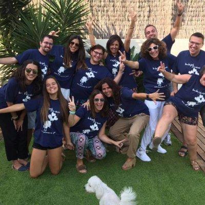 Equipo humano de la Asociación Las historias de Sofía