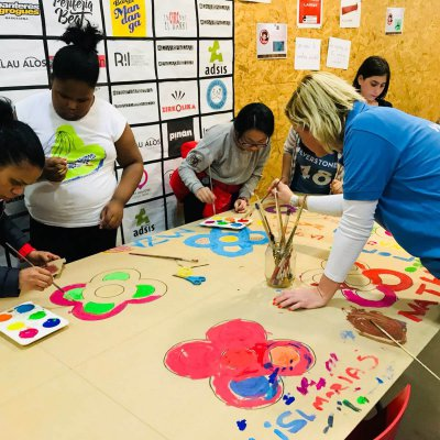 Aprenent en Positiu al Carrer - Social Week de La Caixa 2019